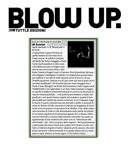 BlowUp marzo